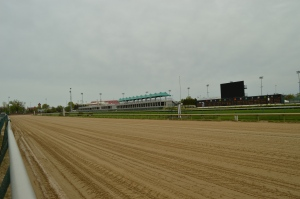 Just days away from the Kentucky Derby