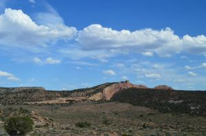 Rabbit Valley, near the Colorado/Utah border