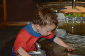 Water Fun at the Explorium in Lexington, Kentucky