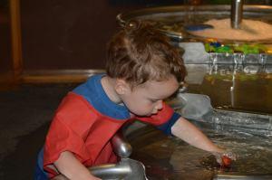 Water Fun at the Explorium in Lexington, Kentucky