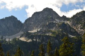 Views from the Hike to Snow Lake, Washington