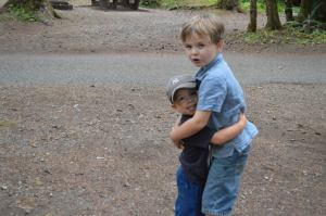 Van and Elliot