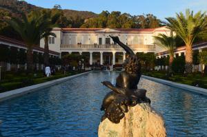 The Getty Villa, Malibu, California