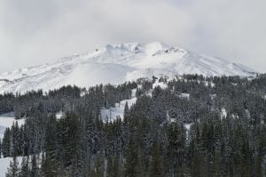 The Imposing Mount Bachelor